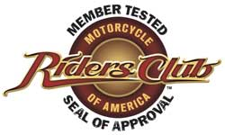 All Kleer Windshield Cleaner Polish-Motorcycle Riders Club of America-Member Tested Seal of Approval