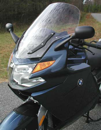 PARABELLUM 2007 BMW K1200GT Replacement Windshield