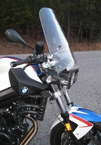 Parabellum BMW F800R Sport Shield