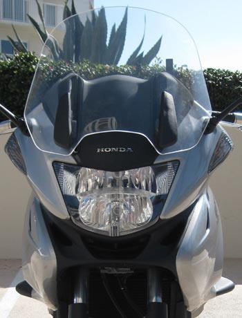 Parabellum Replacement Windshield for Honda NT700V