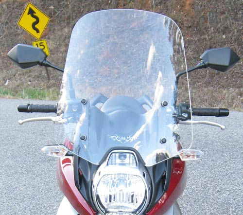 Parabellum Replacement Windshield for Kawasaki Versys 2010-on