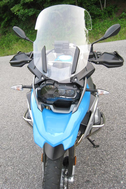 BMW R1200GS Replacement Windshield (2013-)