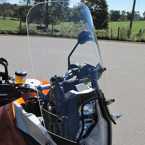 Parabellum KTM 1190 Adventure Replacement Windshield 2014-