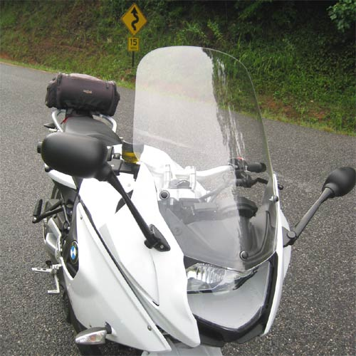 Parabellum BMW F800GT Replacement Windshield (2013-)