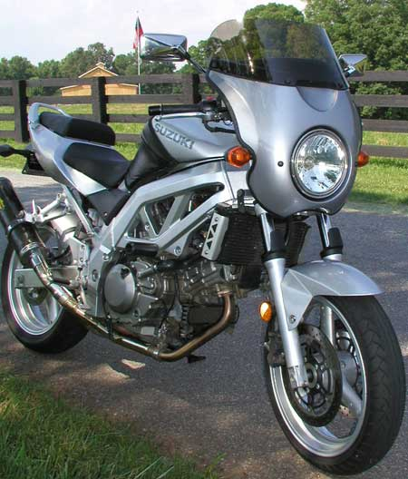 Scout Fairing for SV650 (2003- )