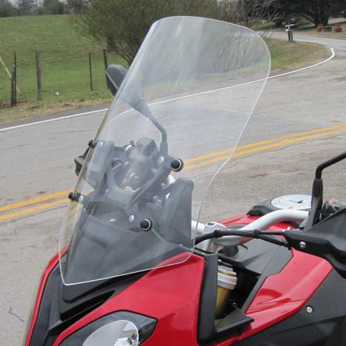 Parabellum BMW S1000XR Replacement Windshield 2015-