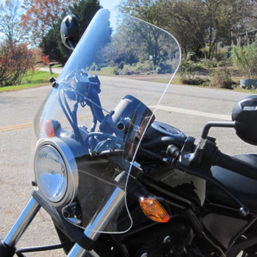 Parabellum Sport Touring Windshield Honda Rebel 500 2017-on