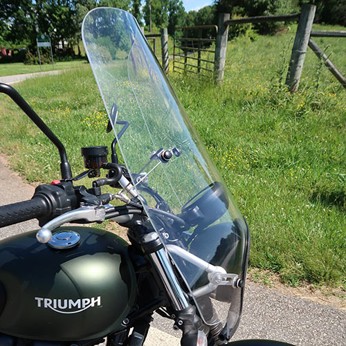 NEW 2016-On Triumph Scrambler Parabellum Sport Touring Windshield