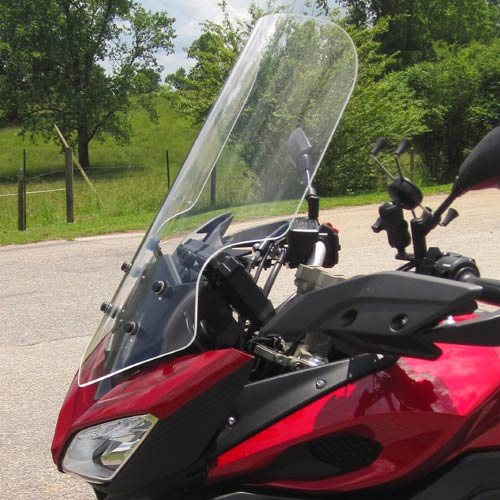 FJ-09 Replacement Touring Windshield