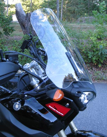 Parabellum Replacement Windshield for Yamaha Super Tenere