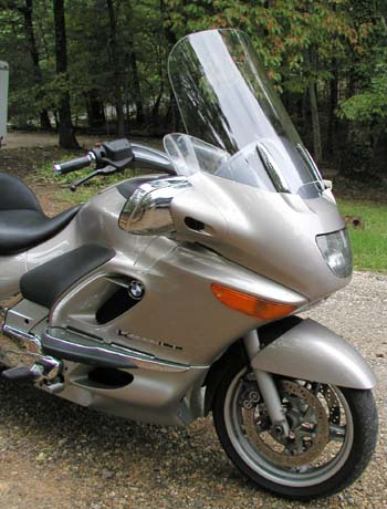 K1200LT Performance-Touring Windshield