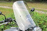 Parabellum Touring Windshield Moto Guzzi California