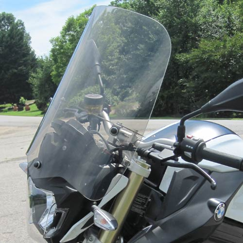 Parabellum Sport/Touring Windshield BMW F800R