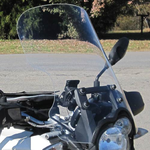 Parabellum G650GS Touring  Windshield (2011-on)