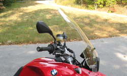 PARABELLUM Touring Replacement Windshield for BMW BMW F650GS/F800GS ('09-)