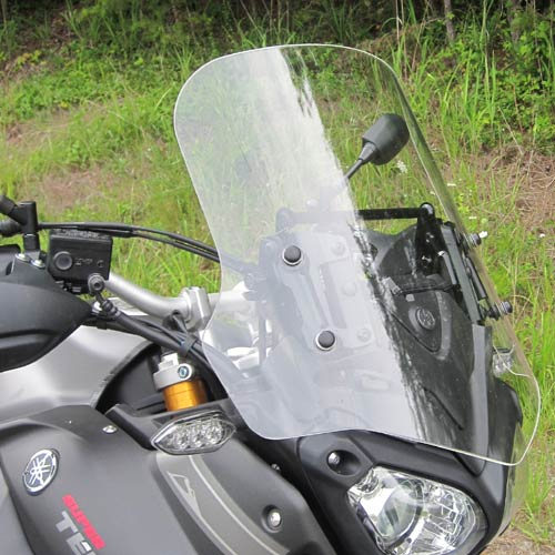 Super Tenere Replacement Windshield 2014-